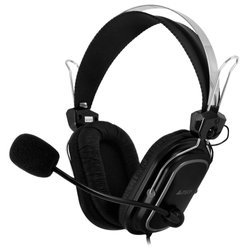 Słuchawki z mikrofonem A4Tech Vhead 50 20Hz-20kHz