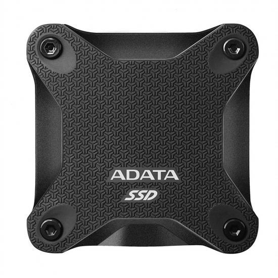 Dysk ADATA SSD SD600Q 440MB/s USB 3.1 czarny 480GB