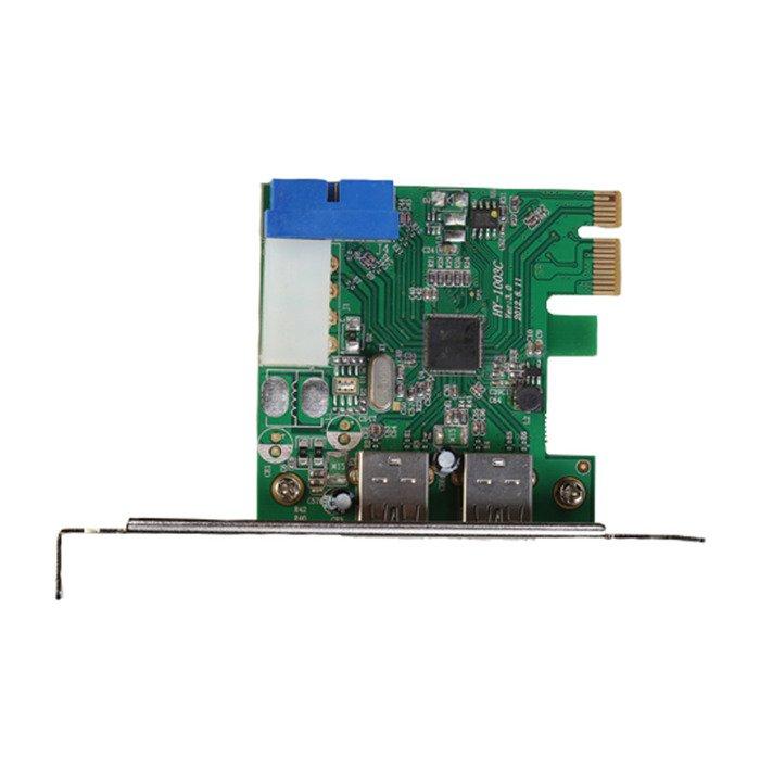 Karta wewnętrzna i-tec PCIe 2x zew. 2x wew. USB3.0