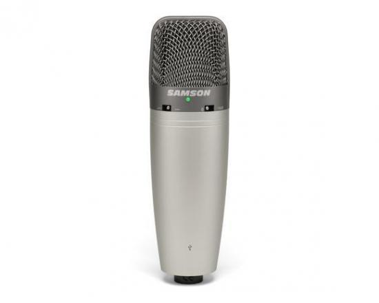 Mikrofon Studyjny Samson C03U USB