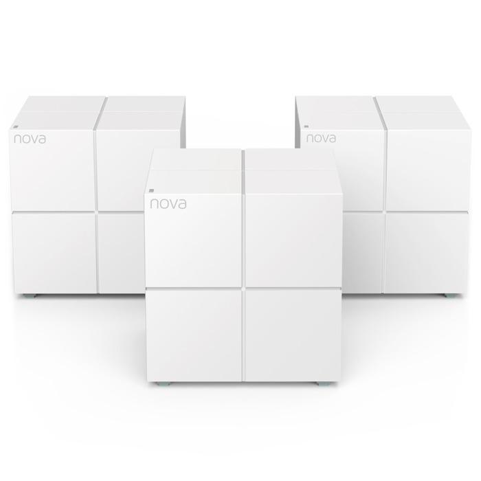 Router Tenda Nova MW6 Mesh 3 pack