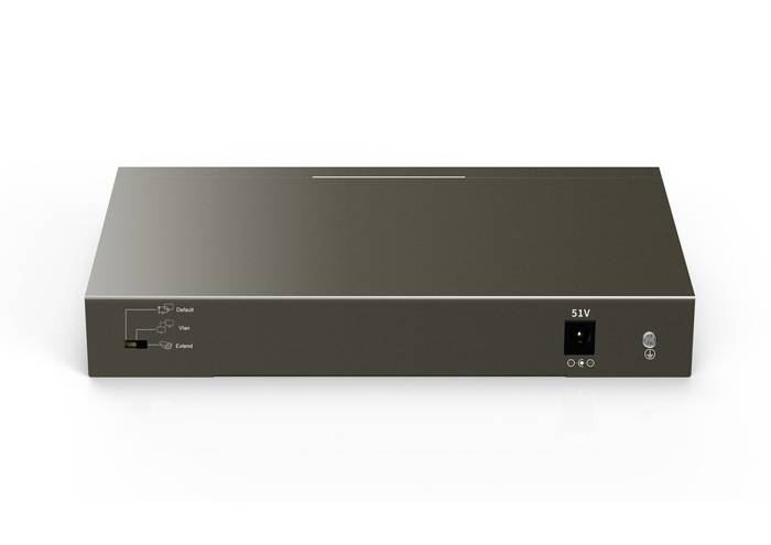 Switch Tenda TEF1110P-8-102W Desktop 8x PoE 2x DG