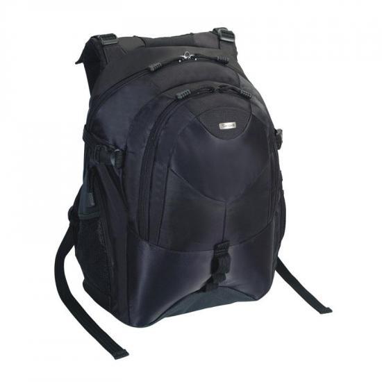 Targus Campus Notebook Backpac plecak do notebooka 15.4'' - 16'', czarny