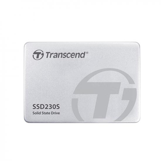 Transcend SSD 230S, 1TB, 2.5'', SATA3, 3D, R/W 560/500 MB/s, Aluminum case