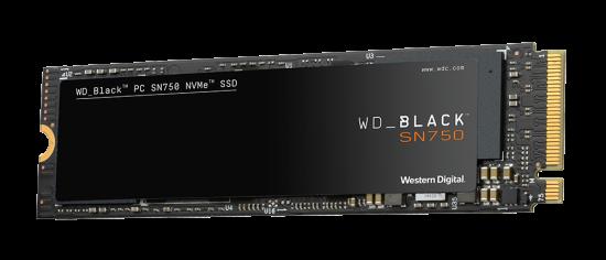 WD Black NVMe SN750 SSD 1TB M.2 PCI-E 3470/3000MB/s